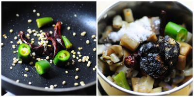 kathirikai chutney - eggplant chutney recipe