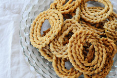 Krishna Jayanthi Snacks - Gokulashtami Snacks - Janmashtami Snacks