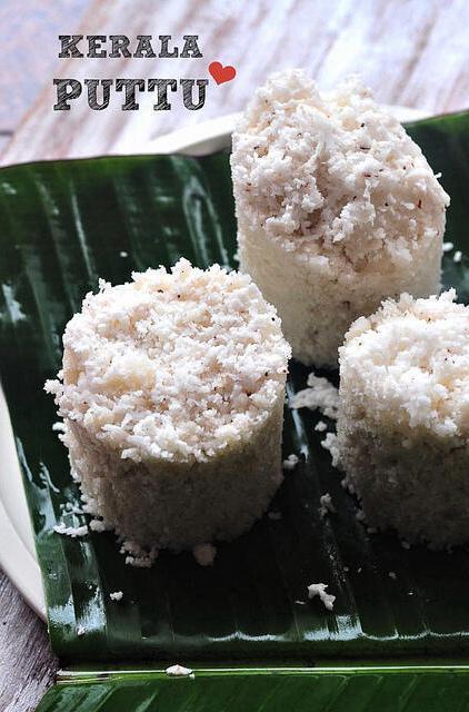 kerala puttu recipe-how to make puttu