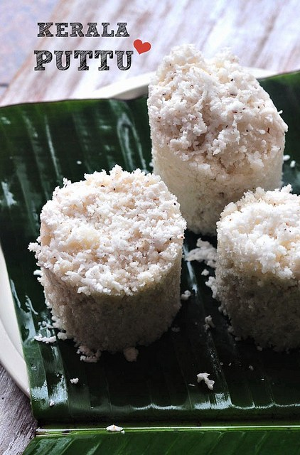 kerala puttu recipe-how to make puttu