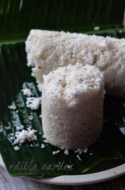 Puttu Recipe - How to Make Puttu, Popular Steamed Kerala