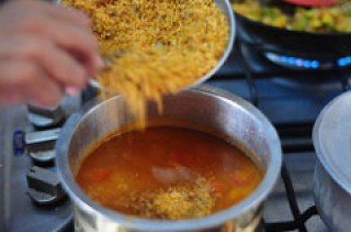 mysore rasam recipe-how to make mysore rasam-11