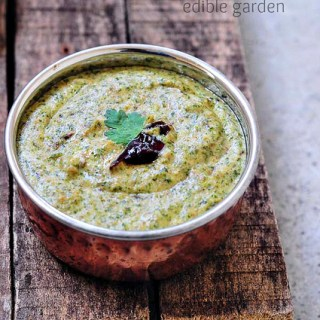 Peanut Mint Chutney Recipe – Peanut Chutney with Mint for Rice, Idli