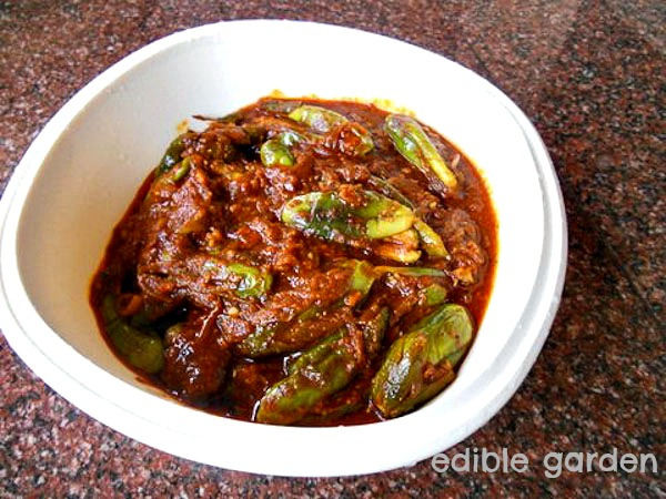 eggplant vindaloo-brinjal vindaloo-vegetarian vindaloo recipe