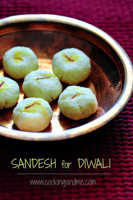 sandesh recipe-how to make bengali sandesh