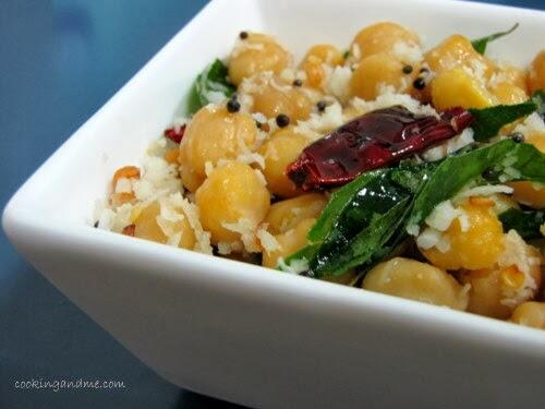 Navratri Festival Recipes 2013 - Navaratri Sundal Recipes (South Indian)