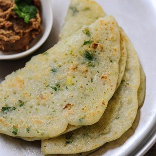 Sago Dosa – Sabudana Dosa Recipe – Dosa Batter Recipes