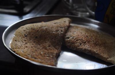 maize dosa-sorghum dosa-jonnalu dosa recipe-9