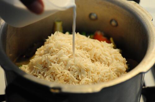 vegetable pulao-how to make veg pulao recipe-8