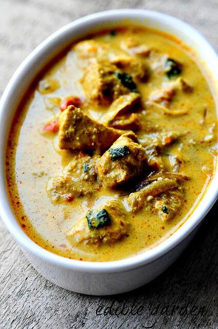 Easy Chicken Curry With Coconut Milk Coconut Milk Chicken Curry Recipe Edible Garden