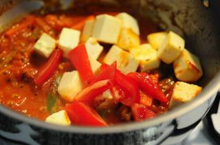 paneer jalfrezi recipe-how to make paneer jalfrezi at home-9