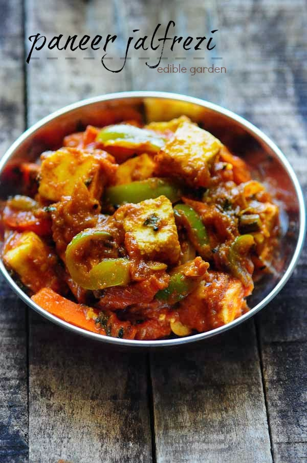 Paneer jalfrezi recipe how to make restaurant style paneer vegetable jalfrezi is one of those dishes we order in north indian restaurants to add some vegetables and therefore nutrition to our meal forumfinder Gallery