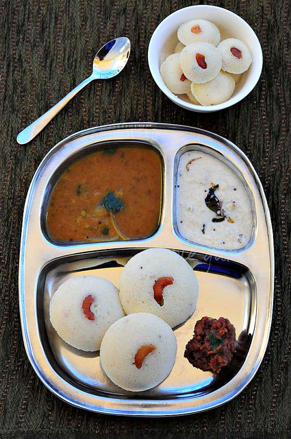 rava idli recipe-how to make rava idli with eno