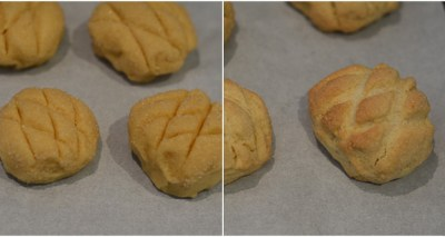 melon pan bread recipe