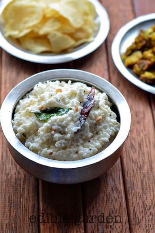 curd rice recipe, how to make iyengar-style curd rice