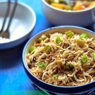 How to Make Mushroom Fried Rice – Easy Step by Step Recipe