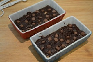 atta jaggery choc chip brownie recipe-8