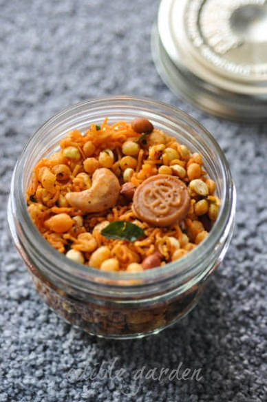 south indian mixture diwali snack recipe