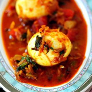 Kerala Egg Roast Recipe, Nadan Egg Roast Step by Step