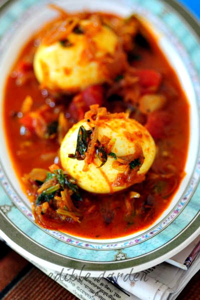 Kerala egg roast mutta roast recipe