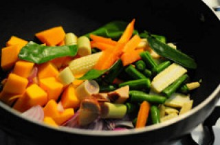 vegetarian thai green curry recipe-3