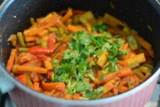 vegetable jalfrezi recipe, vegetable jalfrezi-10