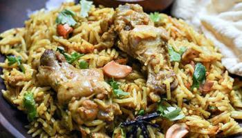 How To Make Layered Chicken Biryani Chicken Biryani Recipe Edible