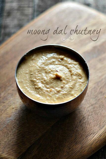 moong dal chutney, make moong dal chutney recipe