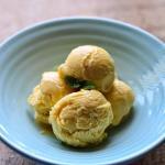 3-ingredient mango ice-cream
