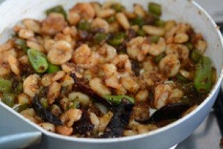 chilli prawns recipe, step by step-13