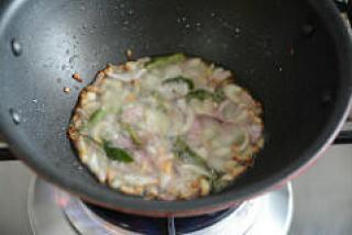 ridge gourd pachadi, beerakaya pachadi recipe-9