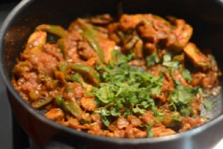 chicken jalfrezi recipe, pakistani chicken jalfrezi-12