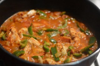 chicken jalfrezi recipe, pakistani chicken jalfrezi-8