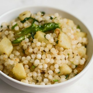 Sabudana Khichdi Recipe, How to Make Sabudana Khichdi