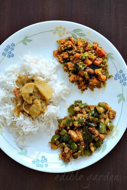 radish sambar, how to make radish sambar mullangi sambar