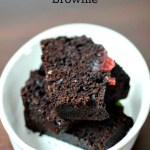 cherry chocolate brownie recipe