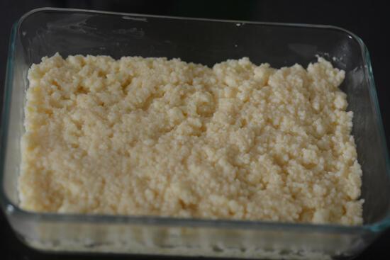 kalakand with ricotta cheese recipe