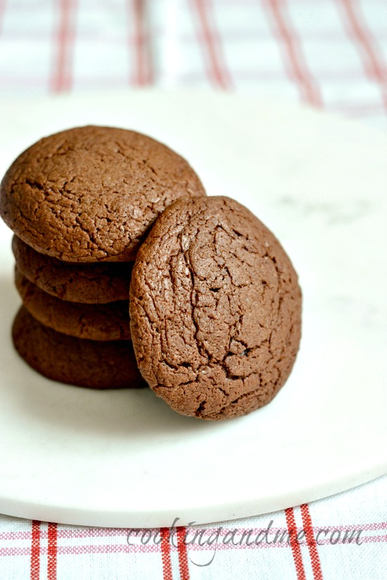 4 ingredient nutella cookies recipe