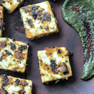 Amritsari paneer tikka recipe, paneer Amritsari step by step