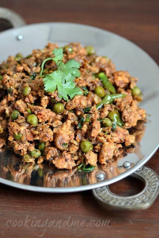 chicken keema recipe how to make chicken keema
