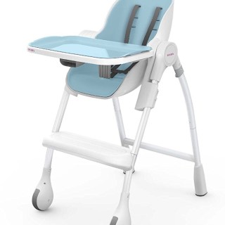 Oribel Cocoon Delicious High Chair Review