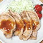 豚肉の生姜焼きのレシピ
