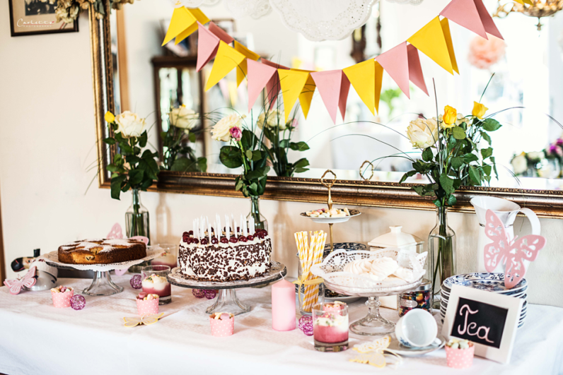Sweet Candy Buffet