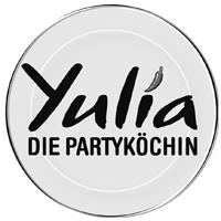 Ausstattung von Partyköchin Yulia Haybäck