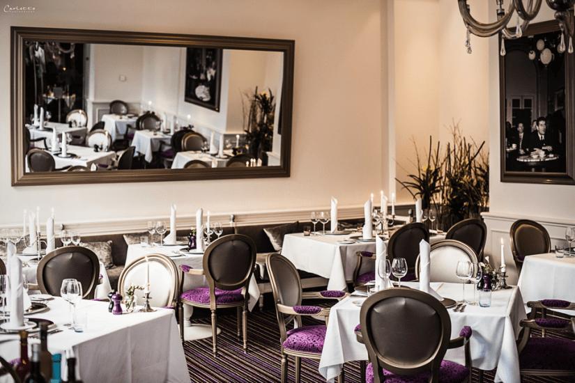 Fine Dining im Steigenberger Hotel Herrenhof