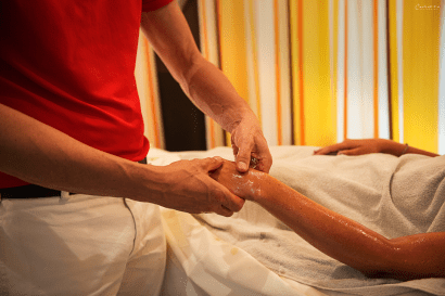 Aryuvedische Massage
