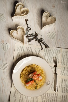champagner risotto
