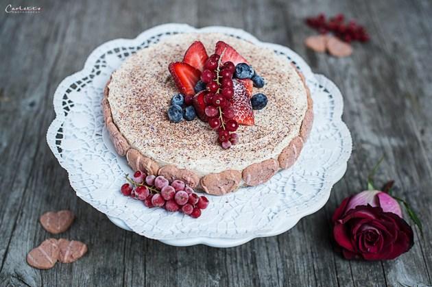 Schnelles und einfaches Tortenrezept