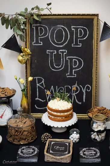 pop up bakery