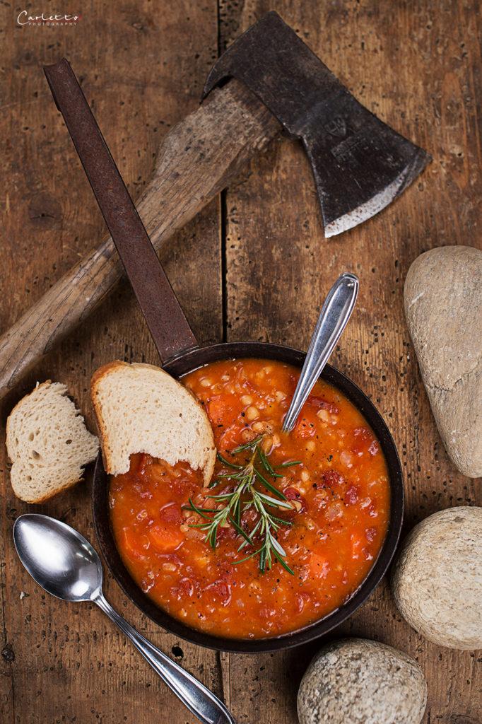 Tomato Beans Onepot